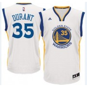 Golden State Warriors Basketball Trøjer 2015-16 Kevin Durant 35# Home..